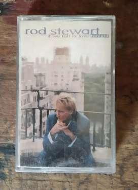 Kaset Pita Rod Stewart
