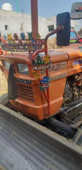 Ghazi model 2008 punjab registered with front blade