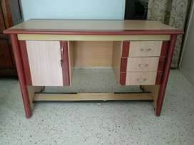 Modular Office Table with Storage