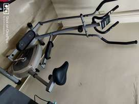 Welcare Elliptical Cross Trainer WC6044 with Adjustable seat