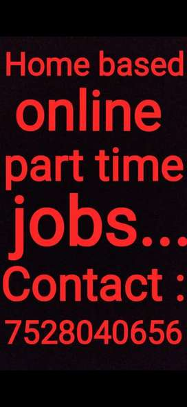 Data entry work from home permanent online...