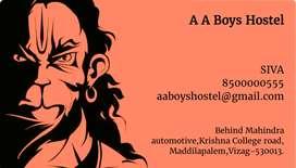 AA boys hostel