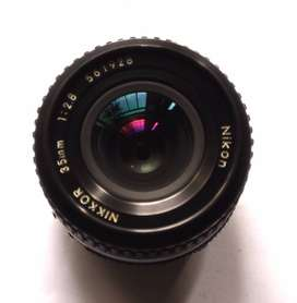NIKON AIS 35mm f 2.8 ( MANUAL FOCUS FX LENS)