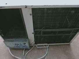 Window airconditioner