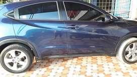 Jual Mobil Hondar HR-V warna biru