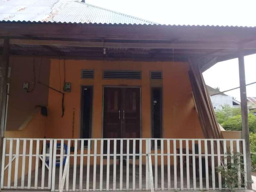 Dikontrakan rumah 1 petak tipe54 harga Rp.6.000.000/tahun 0