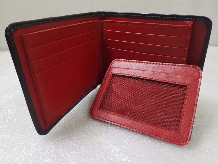 Elite Class Leather wallets 100% pure