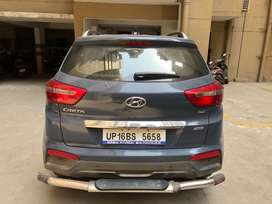 Hyundai Creta 2017 Petrol Good Condition