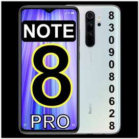 Seal pack Mi》NOTE (8 PRO)=(6GB+64GB)》NOTE (8)=(6GB+128GB) EXTRA COST