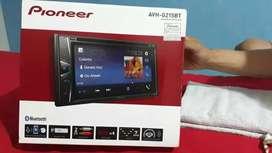 Double din audio Tv,Tape,DvD,Cd + Camera Lengkap siap pakai