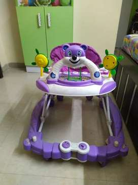 Baby Walker, feeding chair, baby carrier