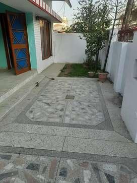 Semicommercial 311 gaz 2bhk house balliwala chok k pass open road