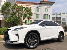 RX300 F-Sport 2018 Nik2018 White On Red Km5000 2TV RSE ATPM Wrnty5Thn