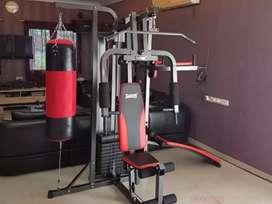 Home gym 3 sisi dan sansak