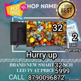 43 INCH BRAND NEW SMART Qled new series with 2 year warranty