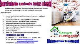pest control, disinfection, cockroaches, termite, bed bugs, Fumigation