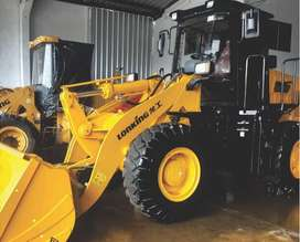 New Stok Wheel Loader Lonking 1-3 Kubik di Anambas