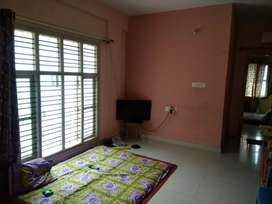 Well Furnished 2BHK Flat At a Very Good Location
