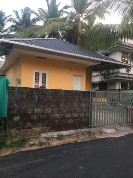 2 bhk in Perakam( Guruvayoor municipality).4.68 cent