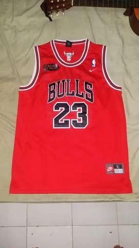 Jersey Basket Nike Michael Jordan Nba Finals #23 Chicago Bulls