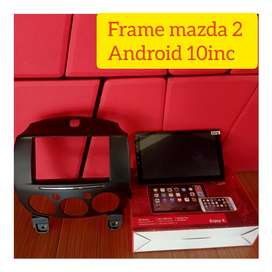 Autoworks exotic//Head unit android Mazda 2