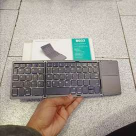 Foldable Bluetooth Keybord With Touchpad
