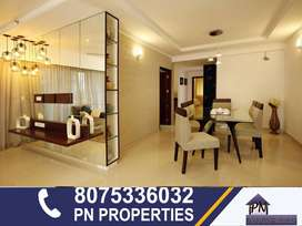 1 bhk well furnished branded flat for rent near cyber park palazhi