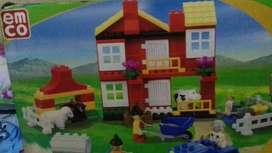 Lego  edukasi pertanian