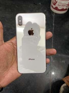Iphone x under warranty