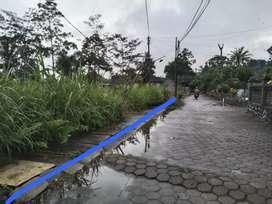 Banting harga BU ,Dijual murah tanah di jalan magelang km 14