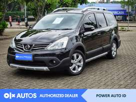 [OLX Autos] Nissan Grand Livina 2013 1.8 X Bensin A/T #Power Auto ID