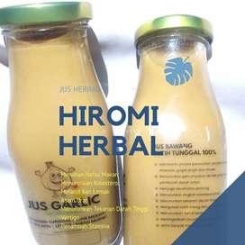 Jus Garlic Herbal bagus untuk jantung