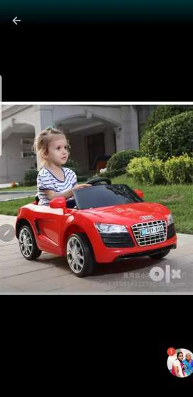 Kids baby ride on toy car and bike battery operated