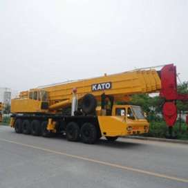 Get 120 Tons Truck Crane On Easy Monthly Installment