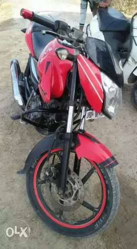 Good condition bike and nice look