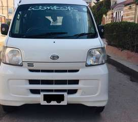 Daihatsu Hijet new 600cc Auto 2017 . easy installment .