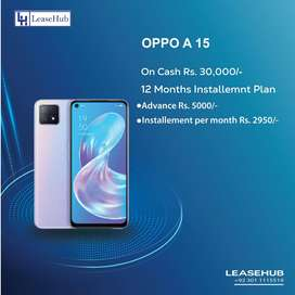 Oppo A15 on Easy Installment