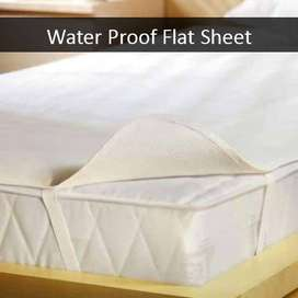 Waterproof Mattress Protector Non Noisy Silent Sleep