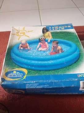 Dijual kolam renang anak intex