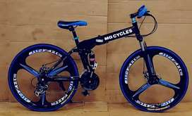 NEW FOLDABLE MACWHEEL CYCLE AVAILABLE.