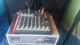 Mixer like new 99DSP
