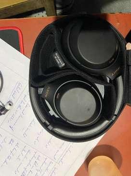 Sony headphones xm4