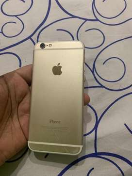 Iphone 6 32 gb gold color