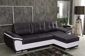 Newly made L shape sofa set direct from factory at lowest price