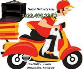 Delivery bag fast foods machinery char caol grill panini pizza oven