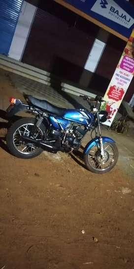 Rx 135 neat and clean bike urgent sale