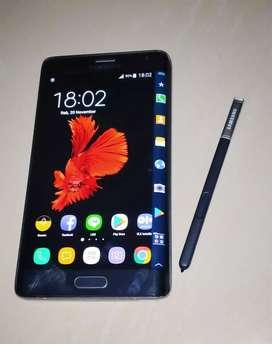 Galaxy Note 4 Edge Ram 3/32 4G Sein Bisa Tt