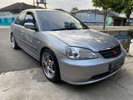Honda CiviC Vti S manuaL 2001
