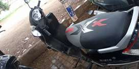 Mahindra gusto 2015 model 6 years old bike in very good condition