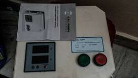 Single face smart control panel(CRI PUMPS)